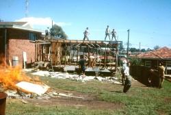 13 demolition of hut