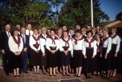 20 Church Choir